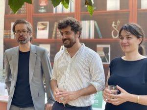 Lauréats Prix Maison Rouge Biarritz