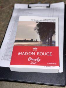Le Voyant d'Etampes Prix Maison Rouge Editions de l'Observatoire